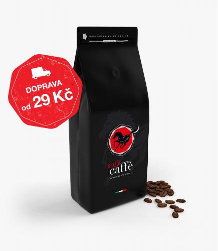 Presto Caffé zrnková káva 1000g